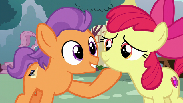 File:Tender Taps picks Apple Bloom's chin up S6E4.png