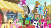 "Discord ""I don't know about the rest of you"" S5E22"
