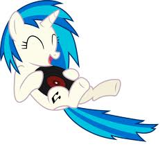 File:FANMADE DJ Pon-3 with vinyl.jpg