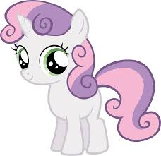 File:FANMADE Sweetie Belle Happy.jpg