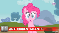 "Hot Minute with Pinkie Pie ""better wrap this up soon"""
