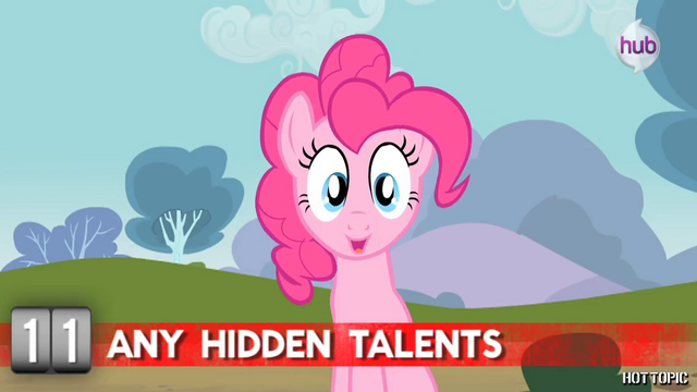 "File:Hot Minute with Pinkie Pie ""better wrap this up soon"".png"