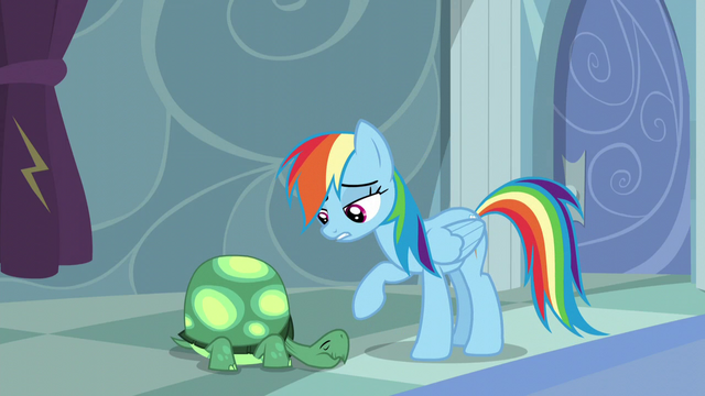 "File:Rainbow ""Which... is exactly what you are"" S5E5.png"