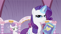 Rarity to read S2E23