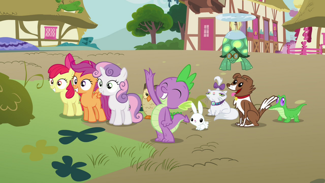 """File:Spike """"thought we'd meet you at the station"""" S03E11.png"""