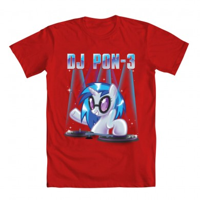 File:Merchandise T-Shirt Fanart DJ PON3 3.jpg