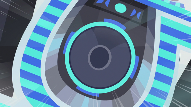 File:Speakers pulsing with sound S5E9.png