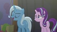"Trixie ""exactly!"" S6E6"