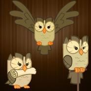 FANMADE Owlowiscious