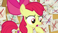 "Apple Bloom ""I guess that changes things"" S6E4"