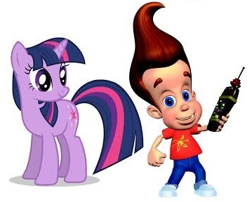 File:FANMADE Twilight Sparkle & Jimmy Neutron.jpg