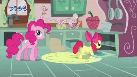 "Japanese ""Baking Cupcakes"" - My Little Pony Tomodachi wa Mahou (S1E12)"