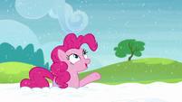 "Pinkie ""Just like Yakyakistan snow"" S5E11"