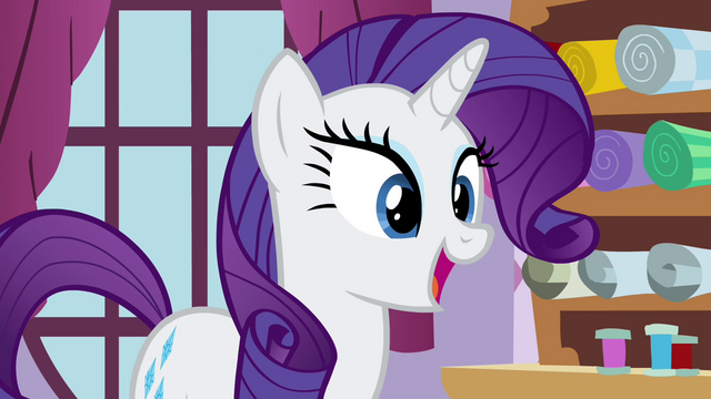 "File:Rarity ""that I think will be stunning"" S4E18.png"