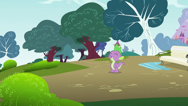 "File:Spike ""Glad you've come"" S2E03.png"