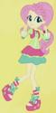 Fluttershy Rockin' Hairstyle ID EG2