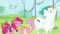Pinkie Pie blowing party hooter S4E10.png