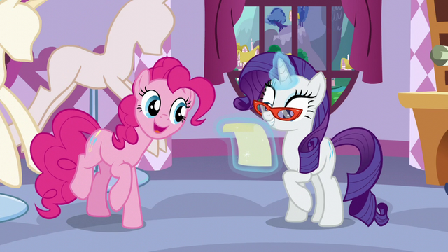 File:Pinkie asks Rarity what she got S5E14.png