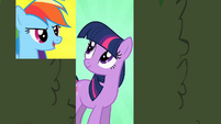 Rainbow Dash 'Moving out' S2E01