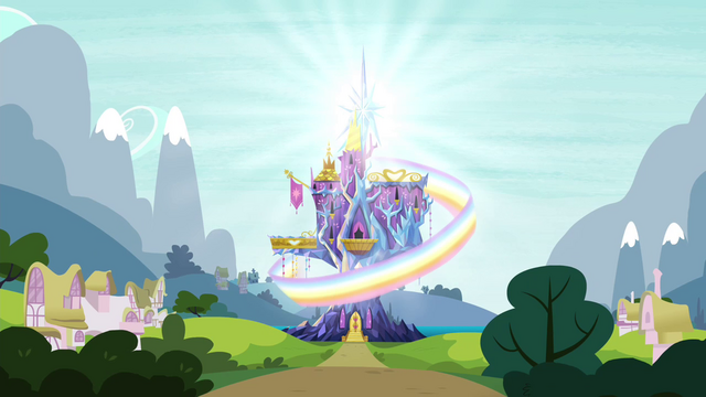 File:Rainbow circles the castle exterior S4E26.png