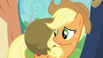 "Applejack ""I know what you mean, Rarity"" S4E22"