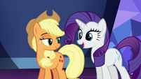 "Rarity ""you're allowed to feel a little jealous"" S5E22"