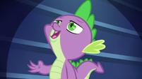 """Spike """"bubble baths"""" S5E22"""