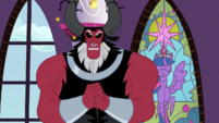 Tirek using magic S4E26
