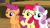 Apple Bloom asks again about the rodeo S5E6