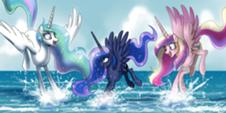 File:FANMADE Royal Fun at the Beach by johnjoseco.jpg