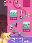 Puzzle Party screenshot - Explore Equestria With your Friends!