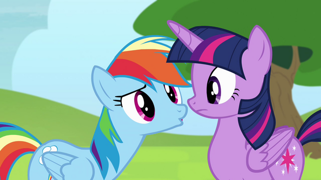 "File:Rainbow Dash ""you know?"" S4E10.png"