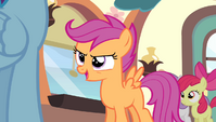 "Scootaloo ""still have the chance to be awesome"" S4E24"