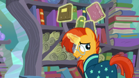 "Sunburst ""I'd like to help, I-I really would"" S6E2"