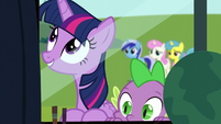 "Twilight ""I have so many great memories of this place!"" S5E12"