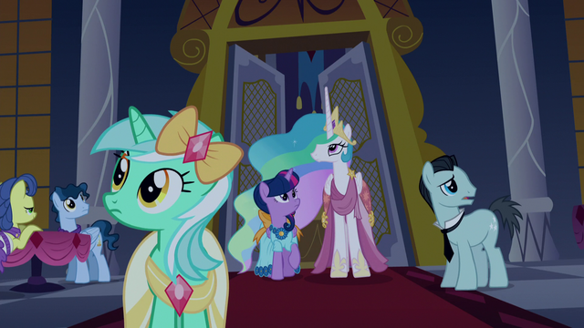 File:Twilight and Celestia notice the lights go out S5E7.png