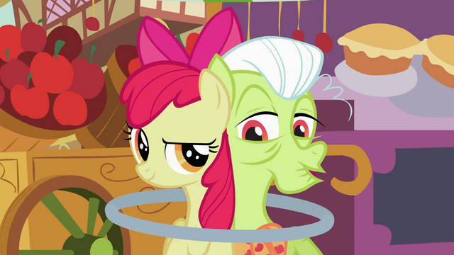 File:Granny Smith impressed by Apple Bloom's ability S2E06.png
