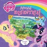 My Little Pony Around Equestria! book set cover