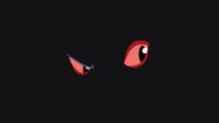 The monster's eyes S5E11