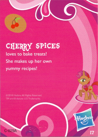 File:Wave 1 Cherry Spices collector card.png