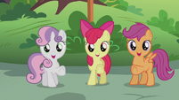 "CMC singing ""you can stop right now"" S5E18"