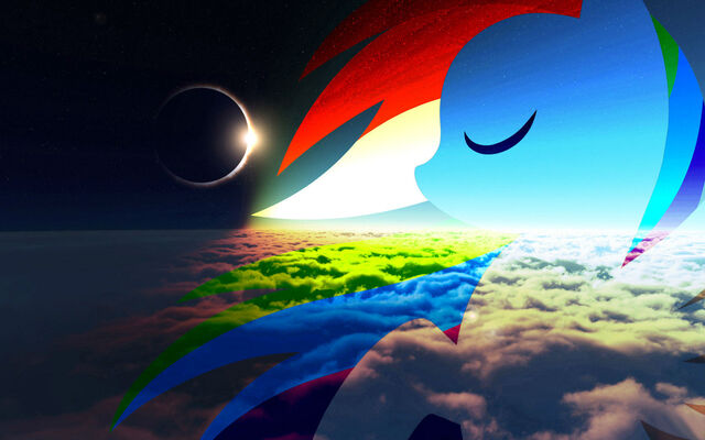 File:FANMADE Rainbow Dash eclipse wallpaper.jpg