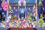 MLP Season Five Character poster