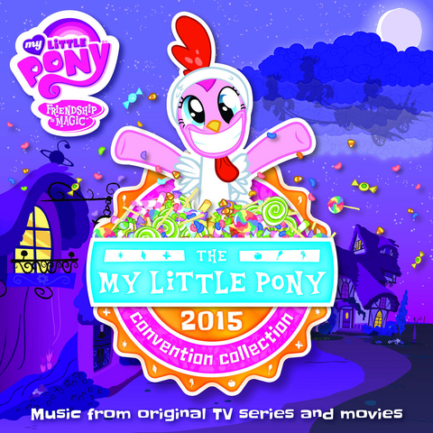 File:My Little Pony 2015 Convention Collection album cover.png