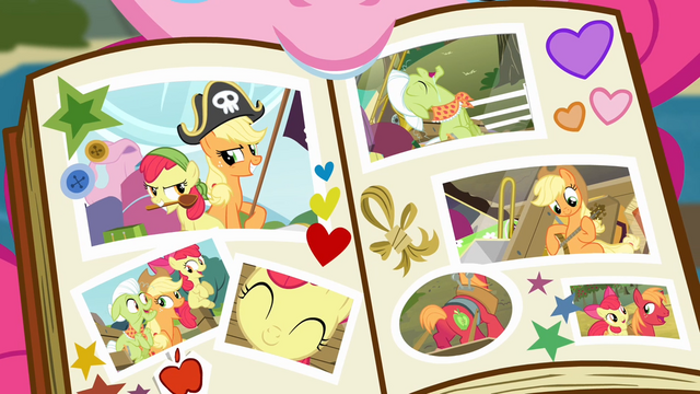 File:Photographs of the Apples during the road trip S4E09.png