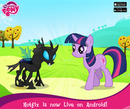 Android hotfix update MLP mobile game