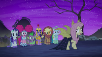 """Fluttershy """"I wasn't ready to give up"""" S5E21"""