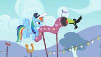 """Rainbow Dash """"Pretty agile"""" S2E07"""
