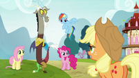 "Applejack ""I reckon you mean my sister"" S5E22"