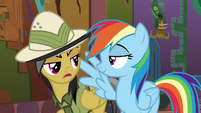 "Daring Do ""we'll have to do introductions later"" S6E13"